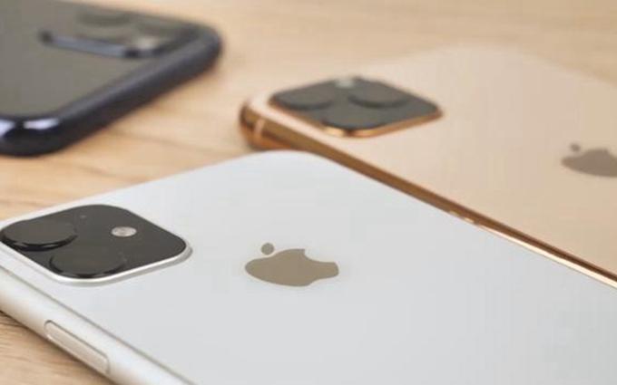 外媒:苹果将于9月10日发布新一代iPhone
