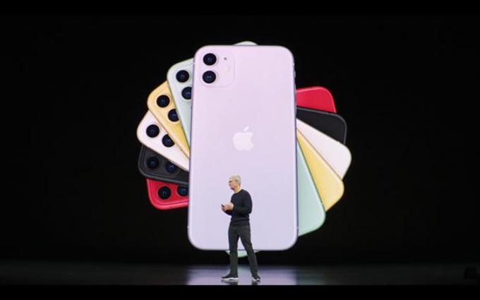 苹果A13处理器跑分现身GeekBench 单核5472分