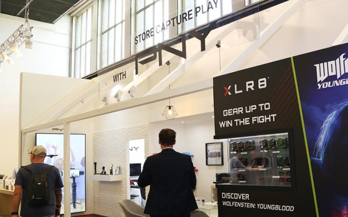 IFA 2019 | 全球科技企业PNY打造多领域系列产品