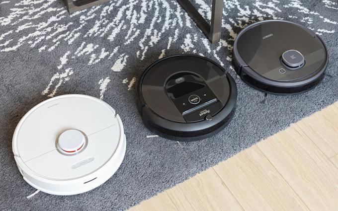 价格贵的扫地机值不值得买?iRobot Roomba i7、石头T6、科沃斯T5对比横评