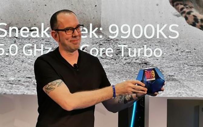 散热器:我太难了~ Intel i9-9900KS热设计功耗达127W