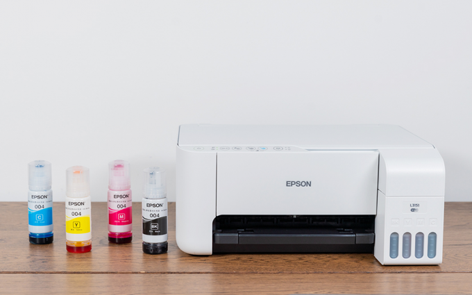 墨仓式®打印机能放心办公吗 爱普生L3151打印机评测