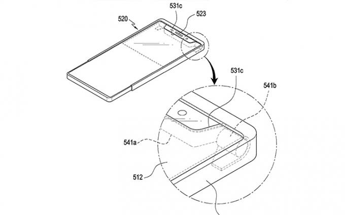 三星手机新设计专利曝光 不搞折叠 改可伸缩式设计