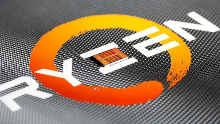 AMD第二代EPYC处理器透视图公布:共有394亿个晶体管