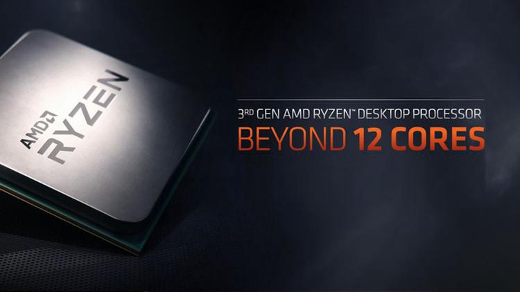 AMD锐龙9 3950X处理器跑分曝光:多线程追平i9-9980XE
