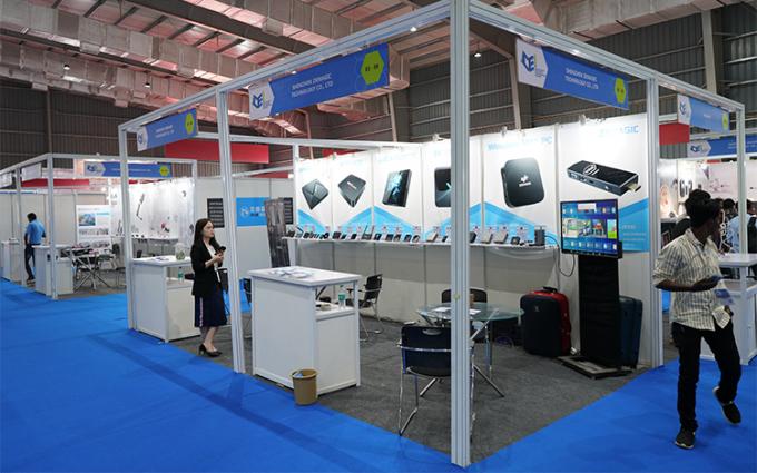 CEI2019 | 中科创芯携旗下全系列产品 现身印度国际消费电子展