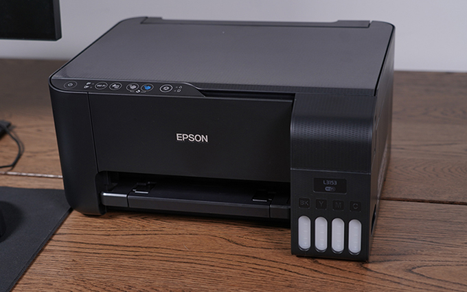 家用多功能打印机的新选择 爱普生L3153评测