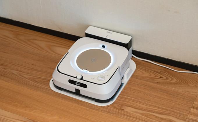 想怎么擦就怎么擦 iRobot Braava jet m6擦地机器人新增禁区设置功能