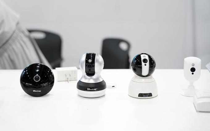 CEI2019 | 富视康参展印度消费电子展 多款智能摄像机产品展现其技术实力