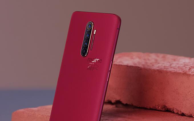 2020年 realme的手机将全部是5G手机 包括入门的千元机