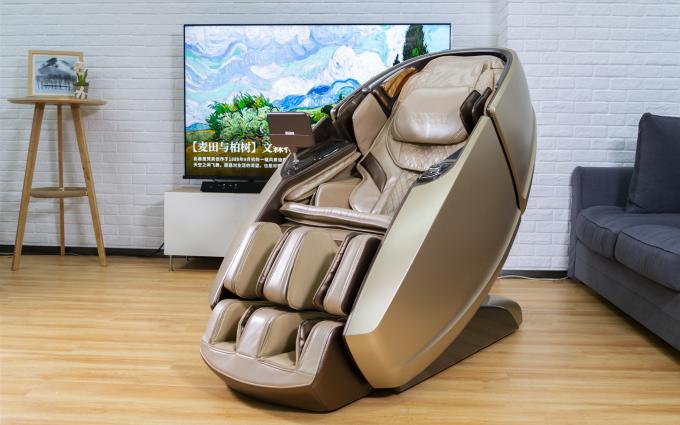 荣泰RT8900双子座按摩椅体验测评:累了倦了?来放松一下吧!