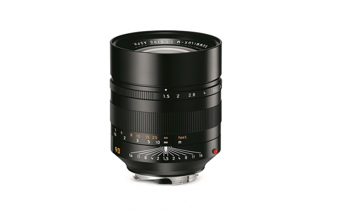 可乐牌M10-P鬼魅版机身和90mm大光圈来袭 新镜头售价接近六位数