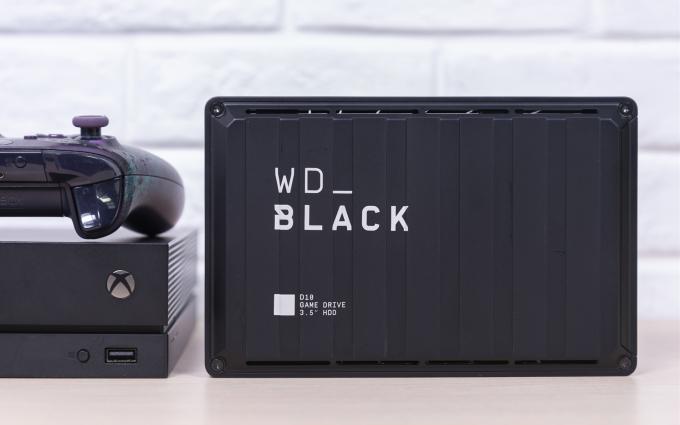 西部数据WD_BLACK D10 8TB体验测评:或许是游戏玩家们最佳的游戏专用硬盘
