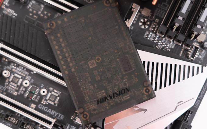 性能出色的高性价比产品: 海康威视E200P SSD评测