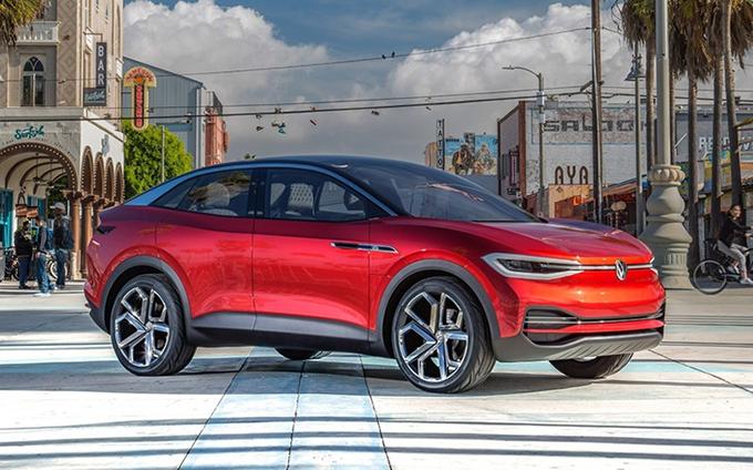 大众ID.CROZZ概念车售价约为4万美元 预计明年年底上市