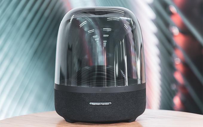哈曼卡顿Aura Studio 3无线音箱评测:听感纯正、颜值再进化