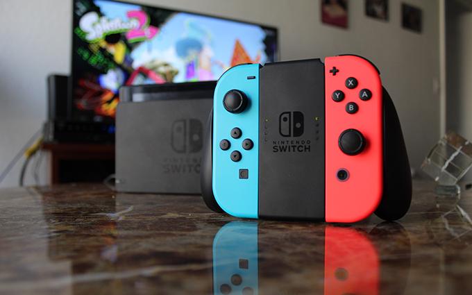 任天堂在黑五的一周内卖出了83万台Switch游戏机