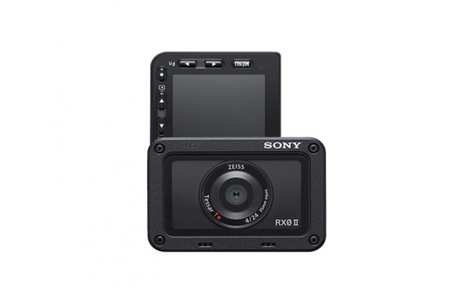 迷你黑卡相机索尼RX0 II更新固件 提升对焦性能增强稳定性