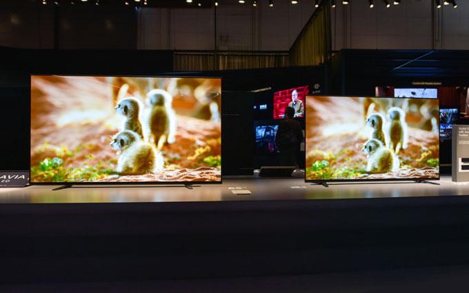 CES2020 | 一分钟全面了解索尼8K及OLED等四款新品电视