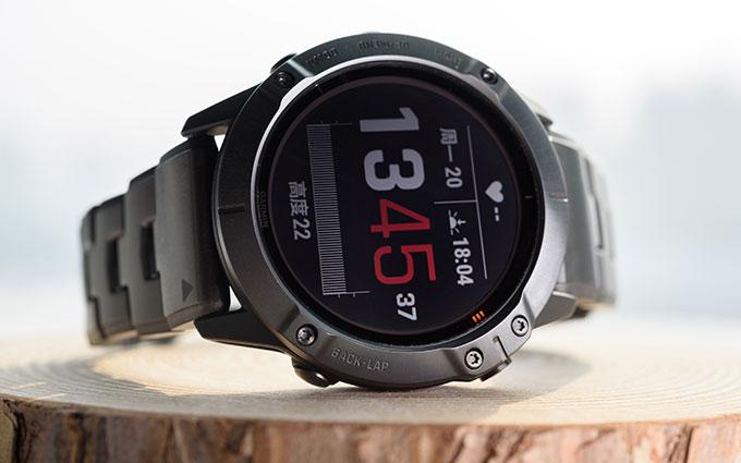 """用太阳光""""续命"""" 佳明打造了最强运动手表fēnix 6X Pro Solar"""