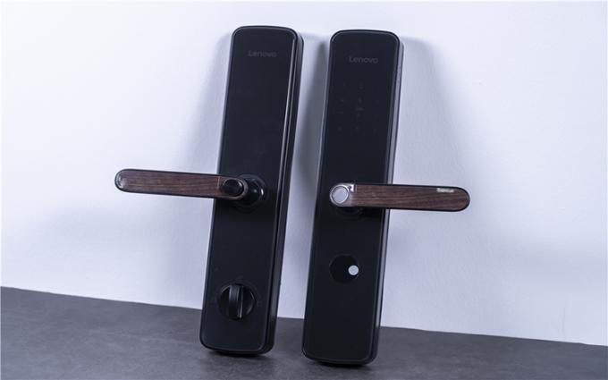 联想智能门锁E1测评:家庭升级智能门锁的首选优品