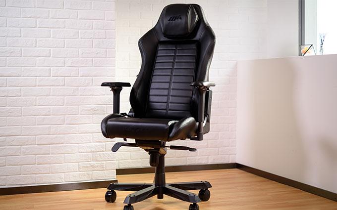 享受私人定制般舒适 只要一把迪锐克斯Master大师级电竞椅