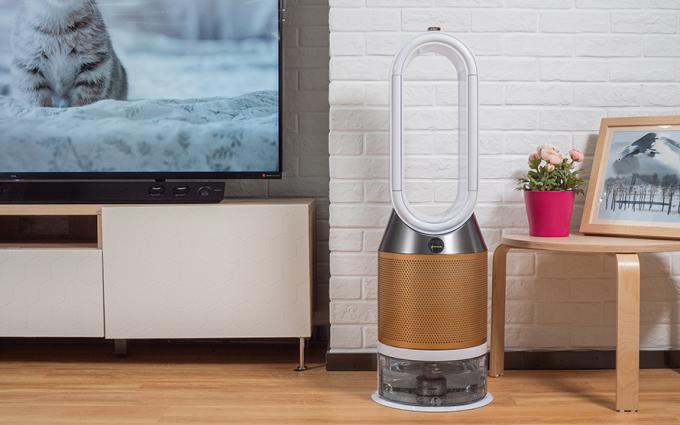 戴森加湿空气净化风扇首测:除醛、加湿、循环三合一 舒适呼吸新体验
