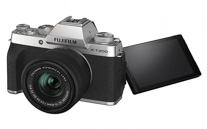 一机两镜 富士正式发布X-T200等多款新品