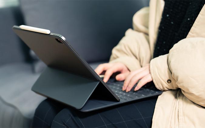 消息称苹果新款iPad或将配套智剪刀式设计智能键盘
