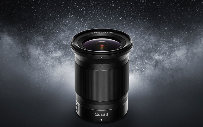 尼康发布Z 20mm f/1.8 S、Z 24-200mm f/4-6.3 VR 再刷MTF新纪录