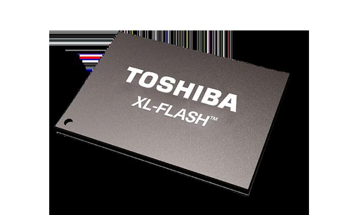 东芝为何要推出XL-Flash?从存储结构和延迟说起