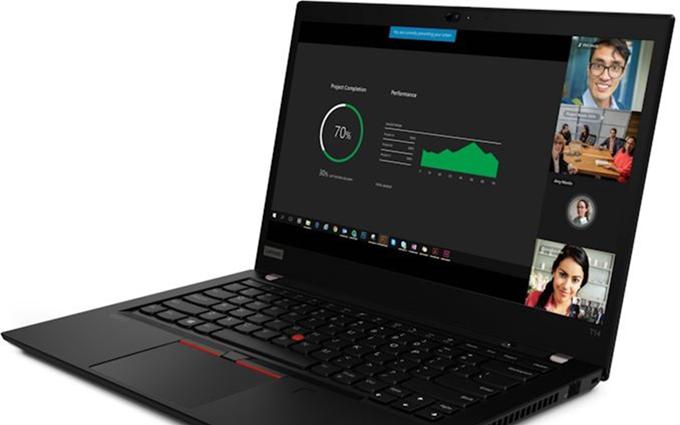 ThinkPad发布新款T14/T15笔记本:AMD锐龙4000处理器来了