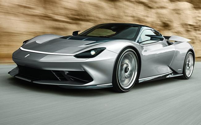宾尼法利纳新车Battista进入动态测试 预计下半年交付