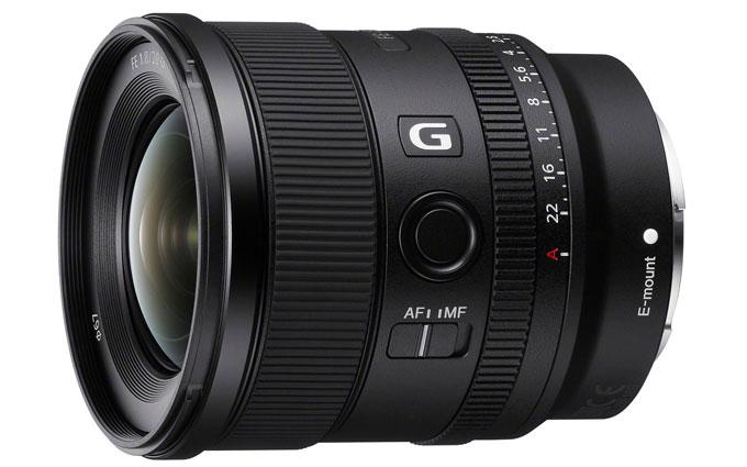 索尼发布E卡口首支超广定焦FE 20mm F1.8 G 国行售价7499元