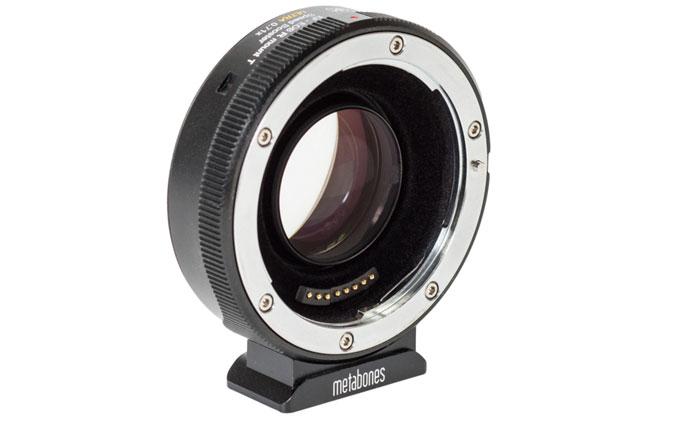 Metabones推出EF-RF减焦增转接环 挽救EOS R视频