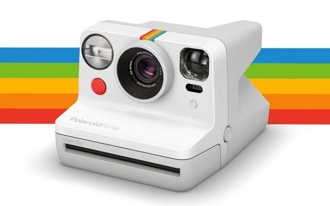 宝丽来发布全新Polaroid Now相机:售价99美元 支持自动对焦