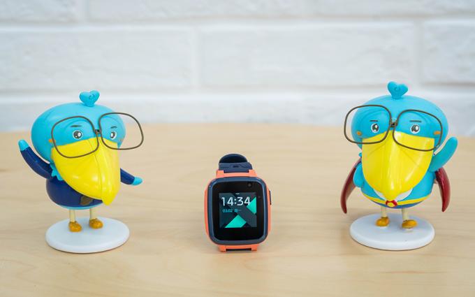 守护孩子成长的好伙伴 360儿童手表SE5 Plus 4G评测