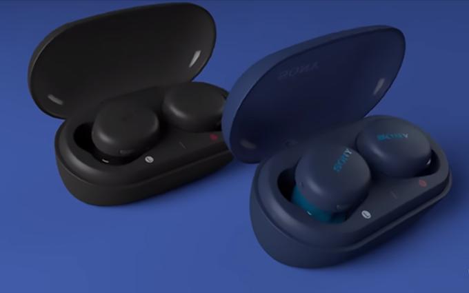 索尼发布两款无线耳机:小巧担当与续航狂魔