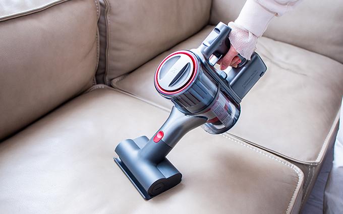 石头手持无线吸尘器H6评测:大吸力、轻量化、强续航 统统满足你