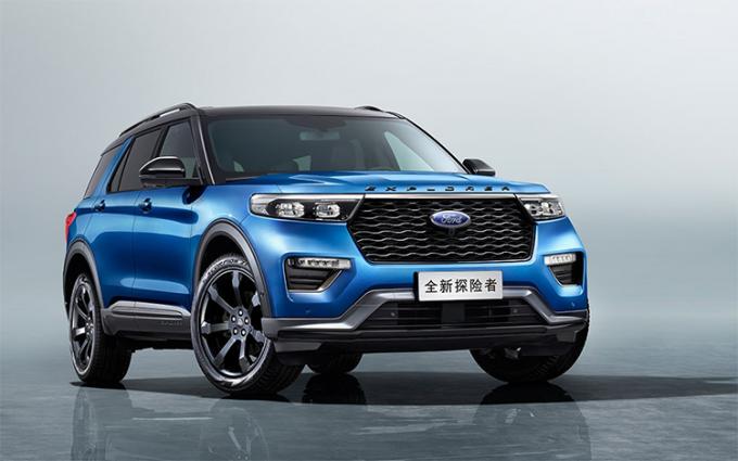 全新福特探险者或于6月16日上市:搭载2.3T发动机 预售价35万元起