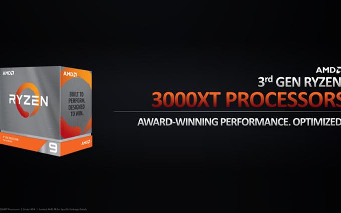 盛宴前的最后一道开胃菜:AMD锐龙3000 XT系列处理器解析