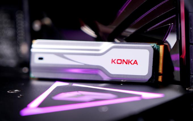 国产品牌固态硬盘再添一员 康佳K550固态硬盘上手评测