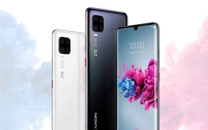 中兴发布Axon 11 4G智能手机,搭载联发科P70