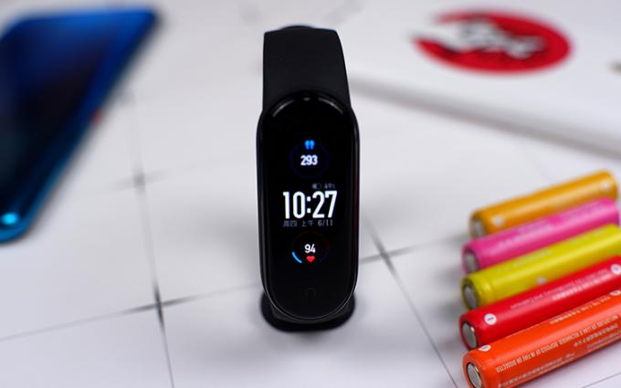 小米手环5正式发布:新增5种运动模式 首次采用磁吸附充电设计
