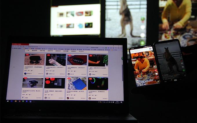 提升视频会议体验 少不了一台大屏显示终端设备