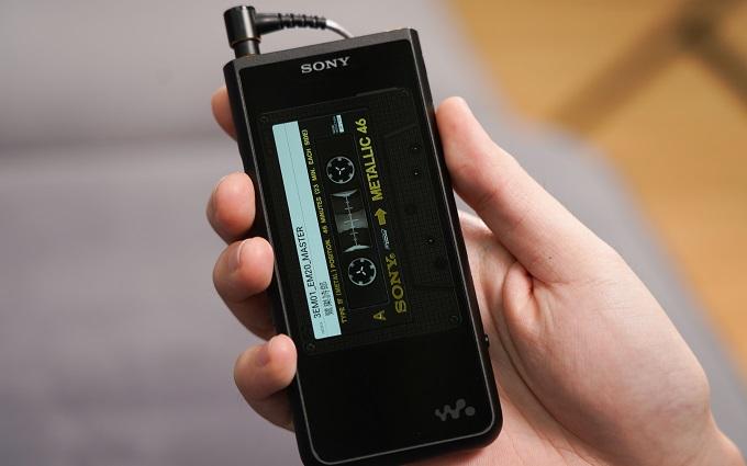 40周年Walkman纪念之作,索尼NW-ZX505评测
