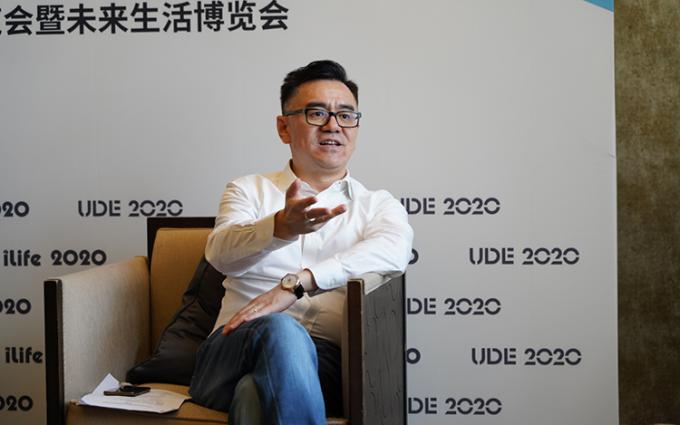 专访TCL CEO王成:抓住5G时代的新机遇 打造AIoT全场景智慧健康生活