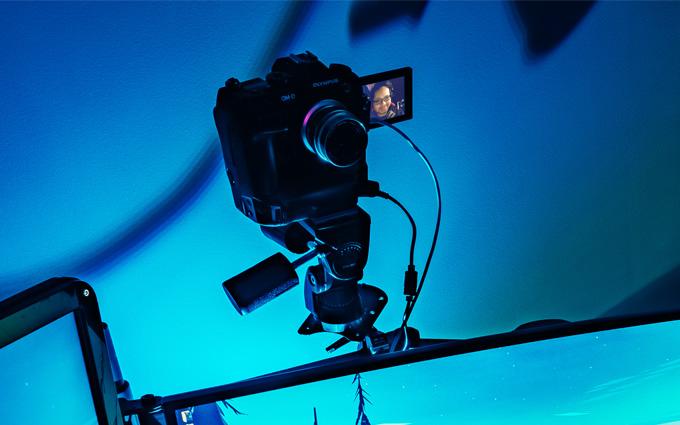 奥林巴斯推出OM-D Webcam测试版软件 加入相机直播大军