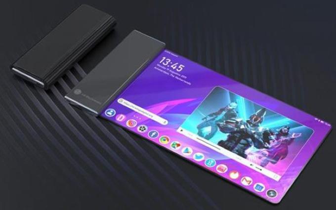 与京东方共同开发面板 LG明年将发布可卷曲手机Project B