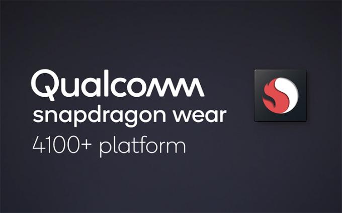 高通发布骁龙Wear 4100系列芯片 性能大幅提升85%